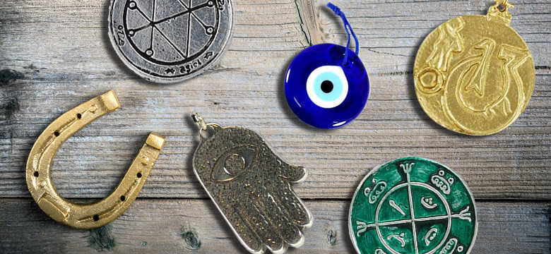 Luck and Protection With Amulets and Talismans - Original
