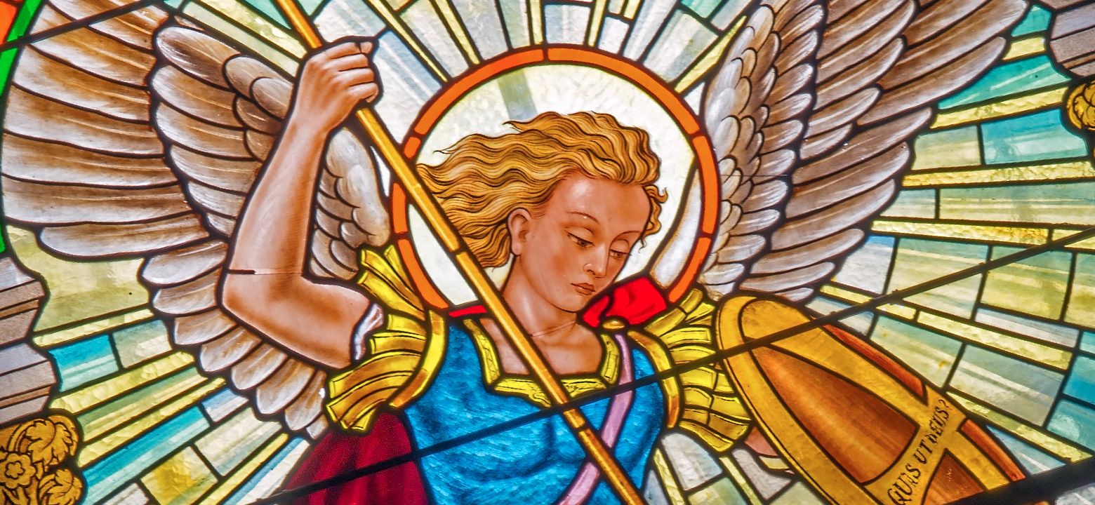 House Cleansing with Saint Michael