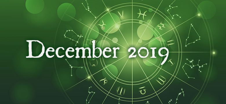 December 2019 Horoscopes By Jorge Obba