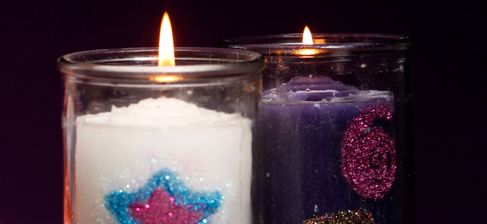 Step-By-Step Guide to Dressing Candles