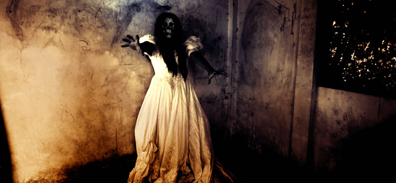 Ghost or Demon: What's Haunting Your Home?