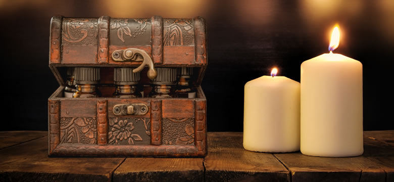 How To Make Your Own Spell Box - Original Products Botanica