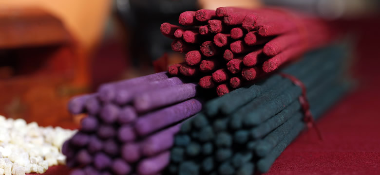 Your Complete Guide To Incense and Its Uses - Original