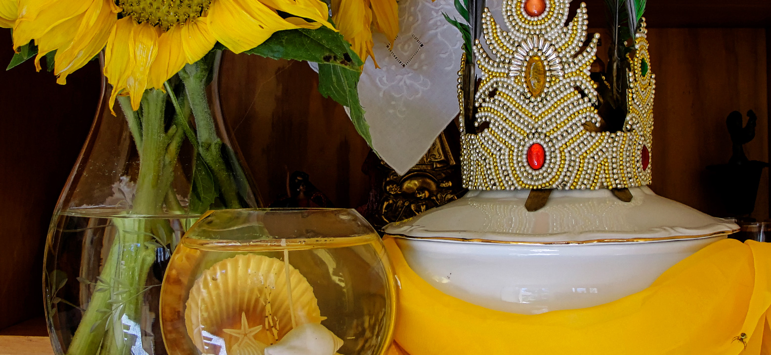 How To Invoke Oshun, The Goddess of Love and Sensuality