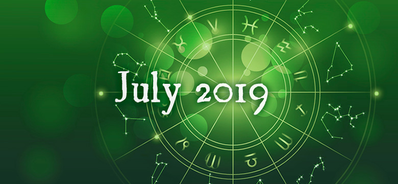 July 2019 Horoscopes by Jorge Obba