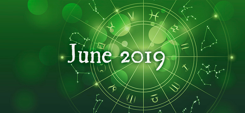 June 2019 Horoscopes by Jorge Obba - Original Products