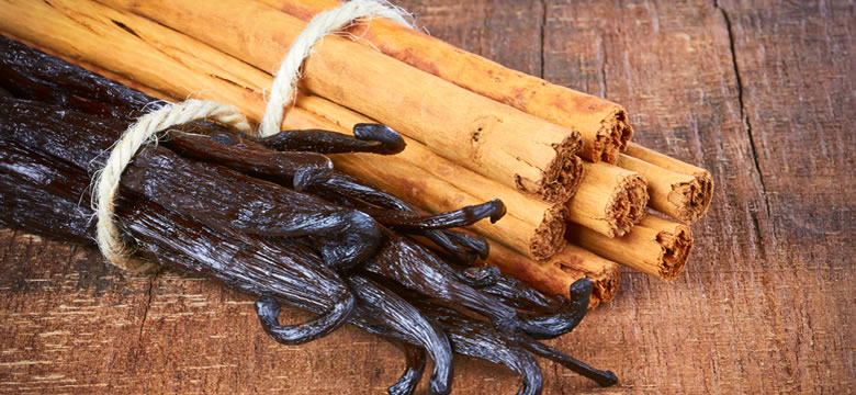 The Magical Properties and Uses of Vanilla and Cinnamon