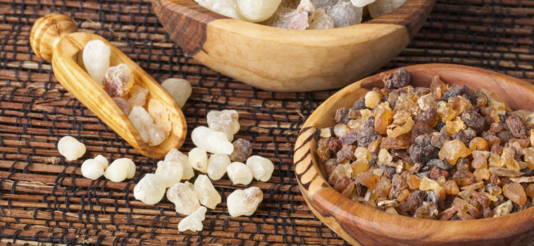 Magical Uses of Frankincense and Myrrh
