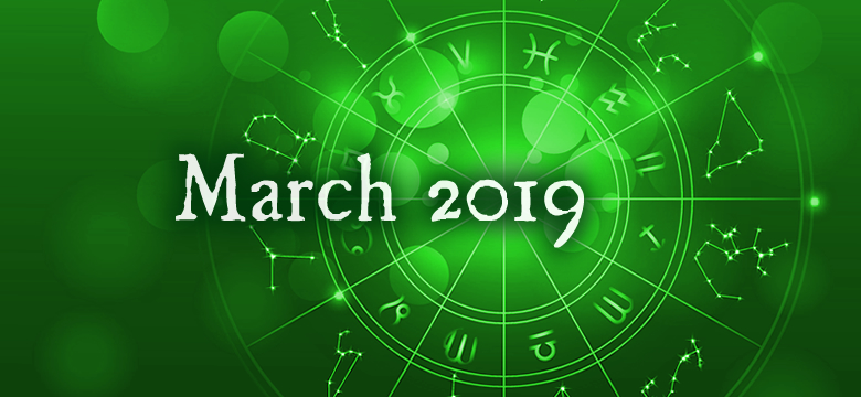 March 2019 Horoscopes By Jorge Obba