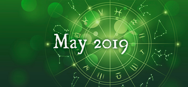 May 2019 Horoscopes By Jorge Obba