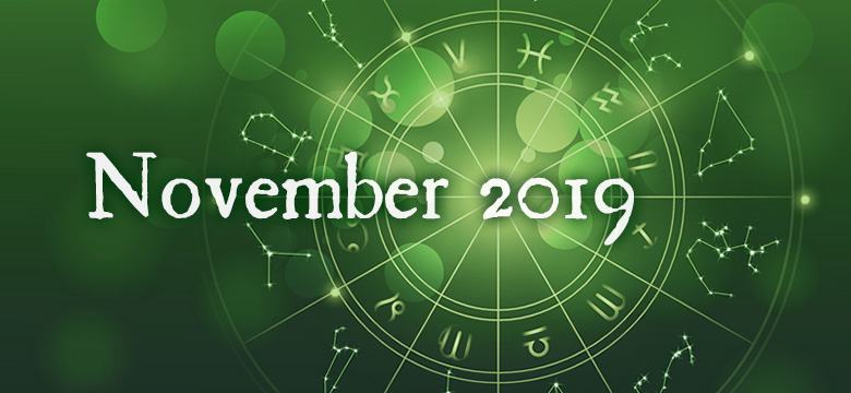 November 2019 Horoscopes By Jorge Obba