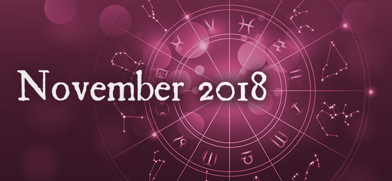 November 2018 Horoscopes By Jorge Obba