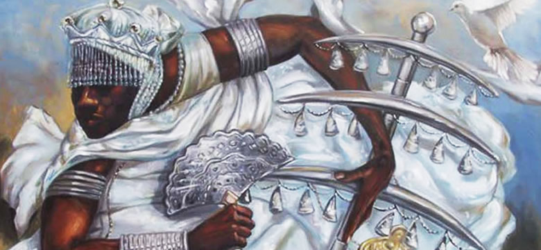 The Orishas: Obatala