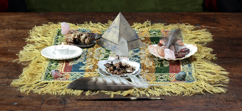 Building Your Personal Altar