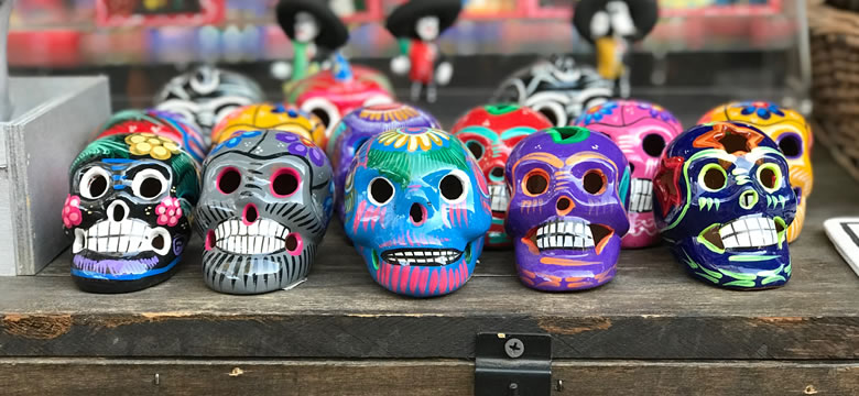 How Do Day of the Dead and All Saints Day Compare?