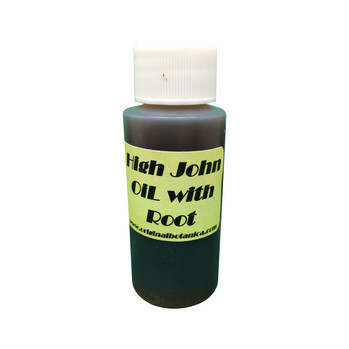 High John Oil with Root