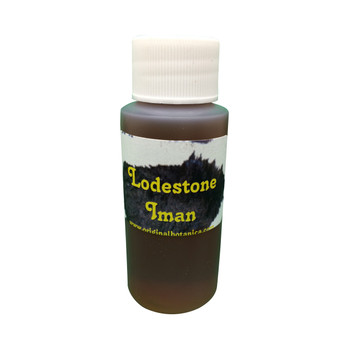 Lodestone Oil with Lodestone