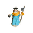 Infant of Atocha Magnetic Car Statue