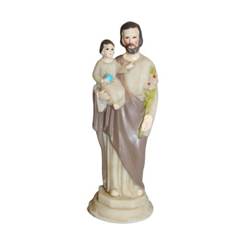 Saint Joseph Magnetic Car Statue