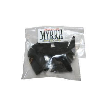 Myrrh Incense Cones