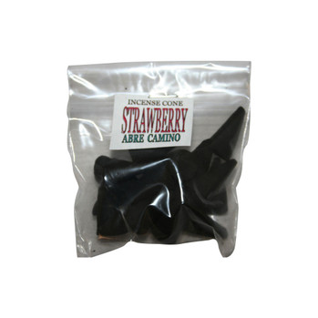 Strawberry Incense Cones