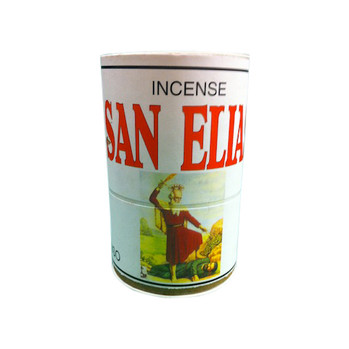 Saint Elias Incense Powder