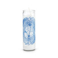 Camphor 7 Day Scented Candle