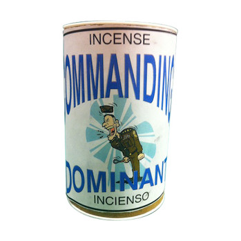 Commanding Incense Powder