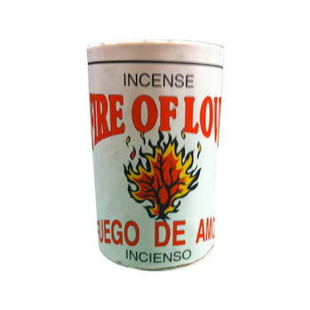 Fire of Love Incense Powder