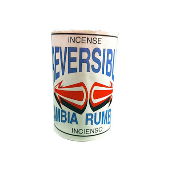Reversible Incense Powder