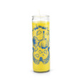 Garlic 7 Day Scented Candle Yellow