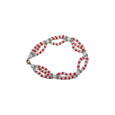 Shango Triple Beaded Bracelet