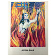 Anima Sola Laminated Prayer Card