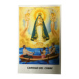 Caridad Del Cobre Laminated Prayer Card