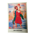 Saint Christopher Laminated Prayer Card