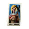 Saint Elena Laminated Prayer Card