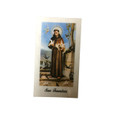 Saint Francis Laminated Prayer Card