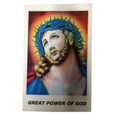 Gran Poder Laminated Prayer Card