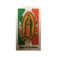 Virgin Guadalupe Laminated Prayer Card