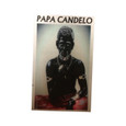 Papa Candelo Laminated Prayer Card