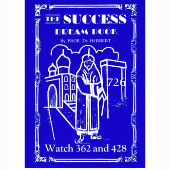 The Success Dream Book by Prof. De Herbert
