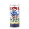 7 African Powers 14 Day Prayer Candle