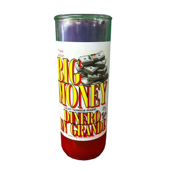 Big Money Custom Big Al Candle