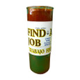 Find a Job Custom Big Al Candle