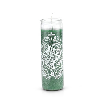Bingo 7 Day 1 Color Prayer Candle
