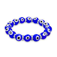 Blue Evil Eye Protection Bracelet