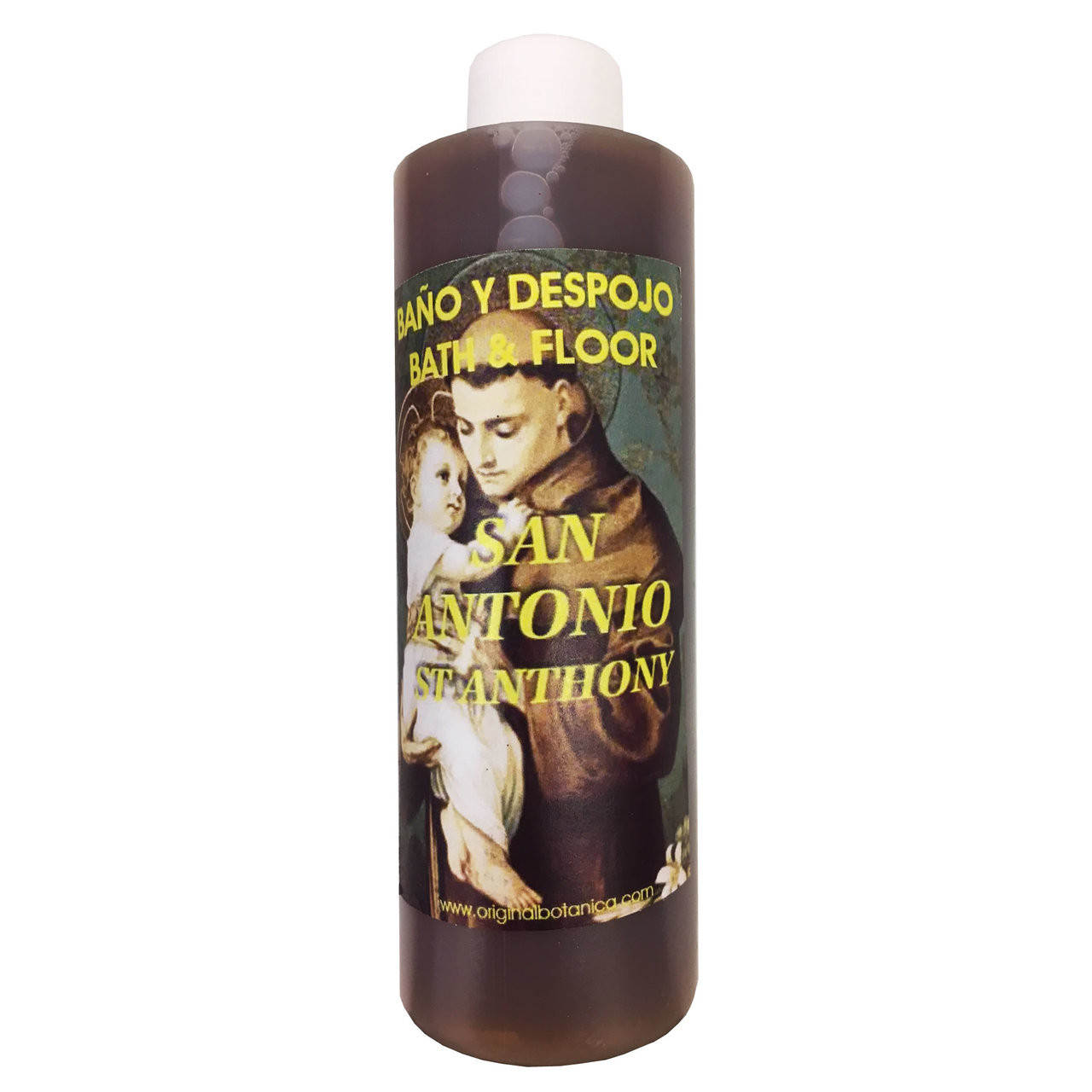 Saint Anthony Bath Amp Floor Wash Original Products