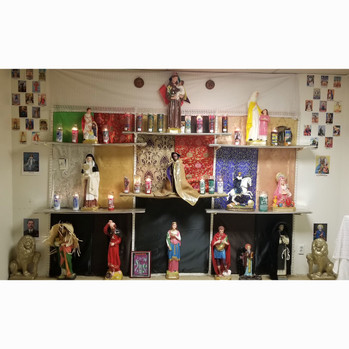 Let Our Spiritualists Choose a Candle to Burn For You On Our Altar