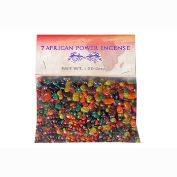 7 African Powers Resin Incense