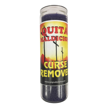 Curse Remover Custom Scented Candle